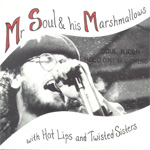 MR SOUL & HIS MARSHMALLOWS - Soul rider (singel)