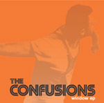 THE CONFUSIONS - Window EP