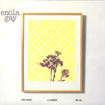 ENOLA GAY (fd Usch) - Döda djur (singel)