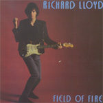 RICHARD LLOYD - Field of fire (album)
