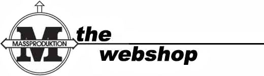 Massproduktion Webshop
