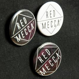 Red Mecca Badge