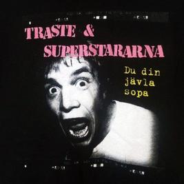TRASTE & SUPERSTARARNA T-SHIRT