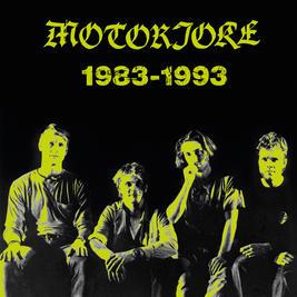 MOTORJOKE - 1983-1993 (Double album)