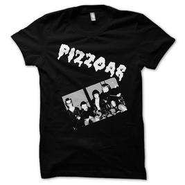 PIZZOAR - T-shirt