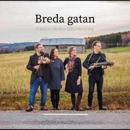 BREDA GATAN  (album) CD - Förbeställning